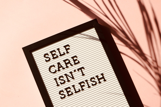 Self-care during bad days